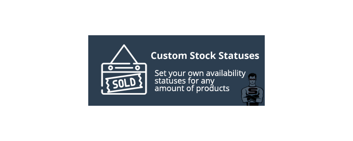 CS-Cart Custom Stock Statuses