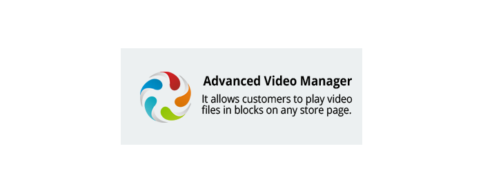 Advanced Video Manager CS-Cart add-on