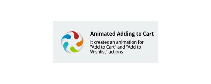 Animated Adding to Cart CS-Cart module