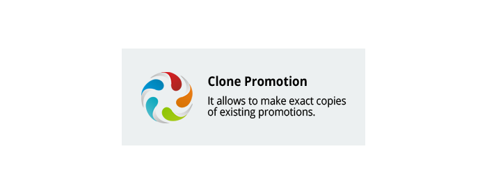 Clone Promotions Cs-Cart module