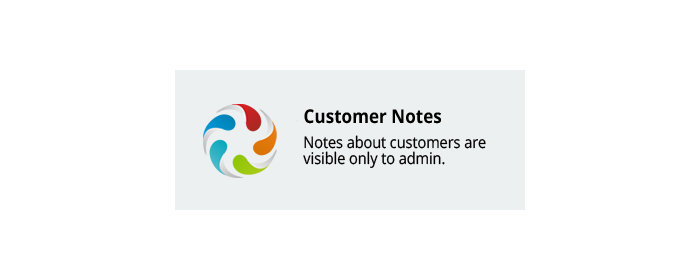CS-Cart add-on Notes about customers made by Admin