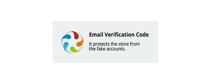 Email Verification Code Cs-Cart add-on