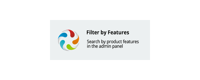 CS-Cart add-on  Filter by Features