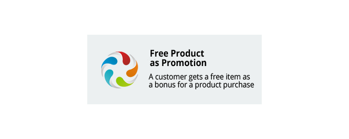Free Product as Promotion CS-Cart add-on