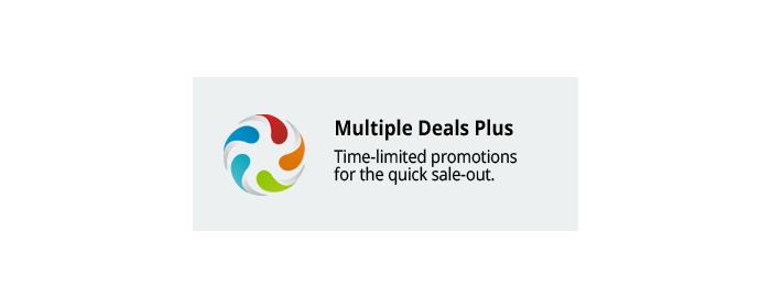 CS-Cart add-on Multiple Deals Plus