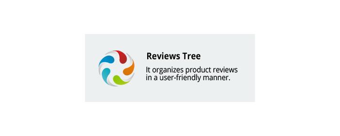 Reviews Tree CS-Cart add-on