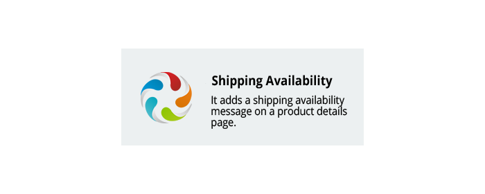 CS-Cart add-on Shipping Availability