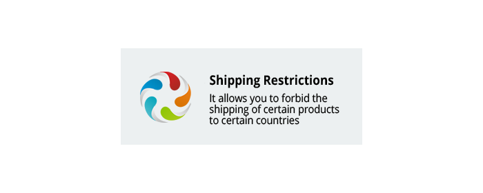 CS-Cart add-on Shipping Restrictions