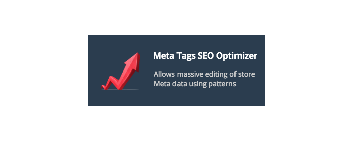 CS-Cart SEO Meta tags assignment using patters