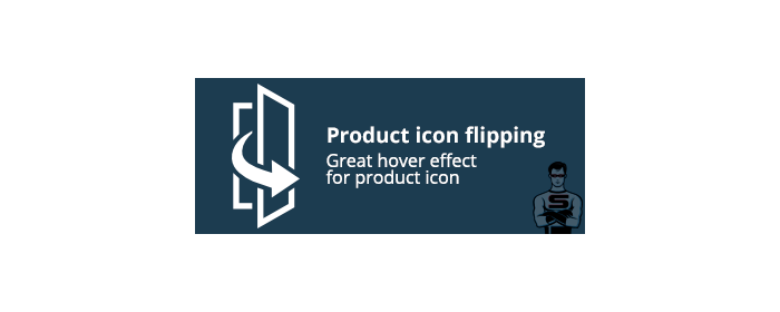 "CS-Cart ""Product icon flipping"" add-on"