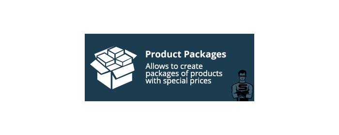 CS-Cart Модуль для создания пакета товаров