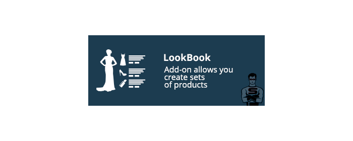 "CS-Cart ""LookBook"" add-on"