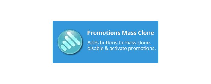Promotions Multiple Clone
