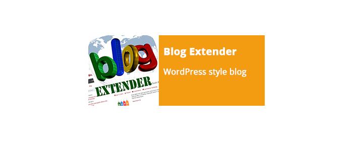 cs-cart blog extender addon