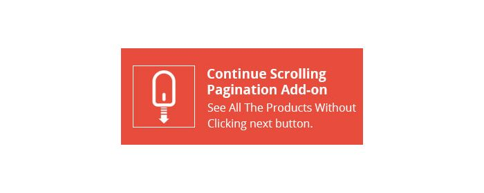 CS-Cart Continue Scrolling Add-on