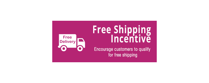 Free Shipping Incentive add-on for CS-Cart