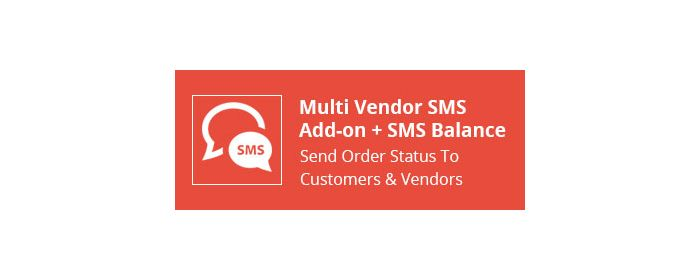 CS-Cart Multi Vendor SMS Notification Add-on