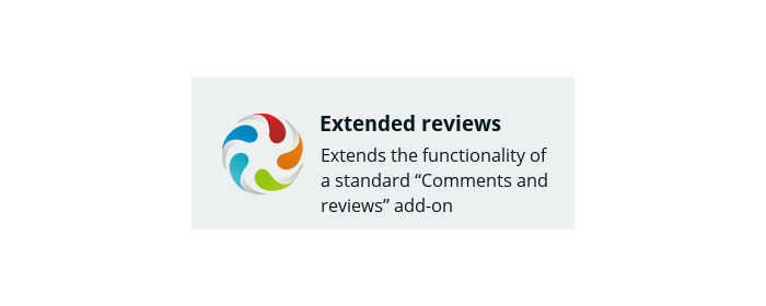 Extended reviews add-on for CS-Cart