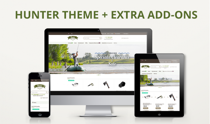 Enhance your customer experience with a responsive theme