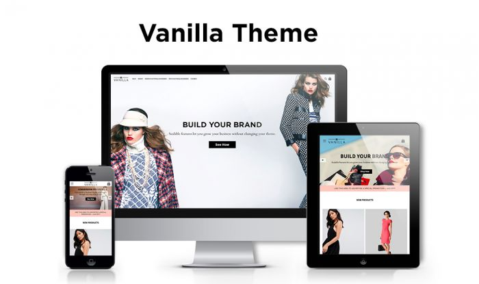 "Impress your users with ""fashion as art"" theme"